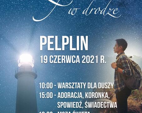 Plenerowe wydarzenie dla młodych 19 czerwca w Pelplinie.
