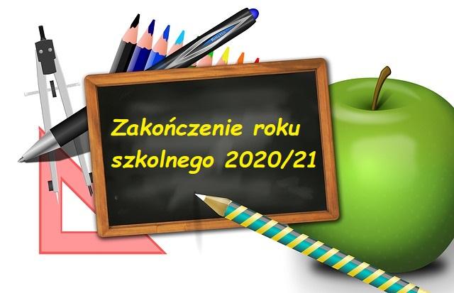 zakończenie roku2020-21