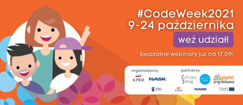 EU Code Week, czyli Europejski Tydzień Kodowania