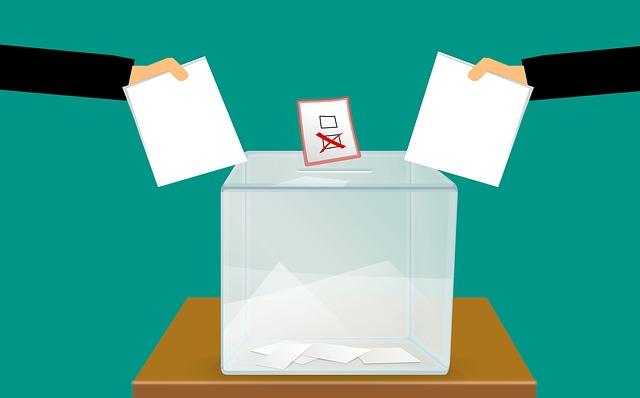 wybory do SU 2021/22